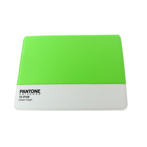 housse ipad 2 pantone universe neon green la collection. Black Bedroom Furniture Sets. Home Design Ideas
