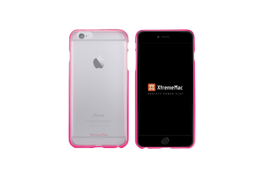 coque transparente xtrememac pour iphone 6. Black Bedroom Furniture Sets. Home Design Ideas