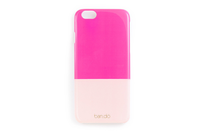 coque iphone 6 color block