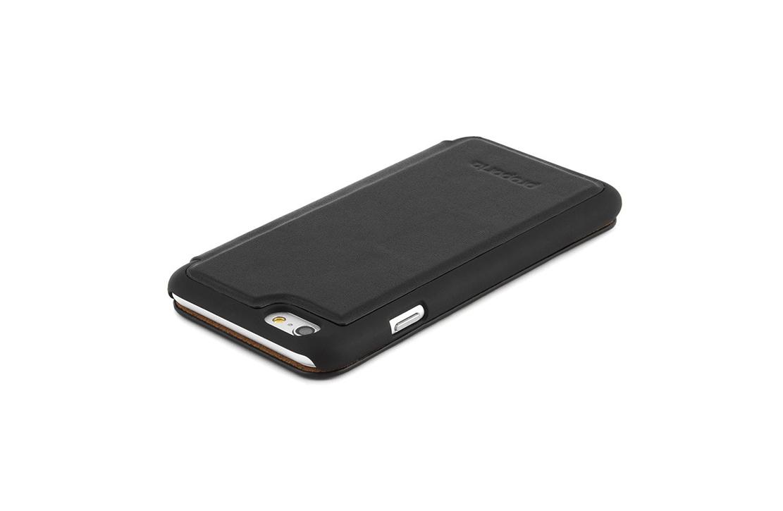 coque iphone 6 cuir noir