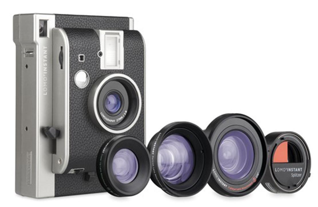 Lomoinstant Montenegro Lomography Instant Camera Lenses San Sebastian Edition Appareil Photo