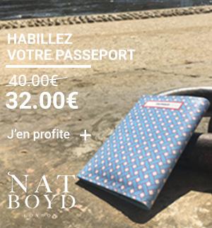 Protège Passeport Nat Boyd