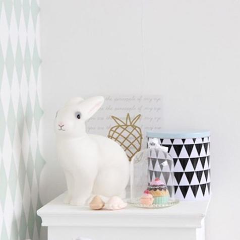 Lampe Lapin Egmont Toys La Collection