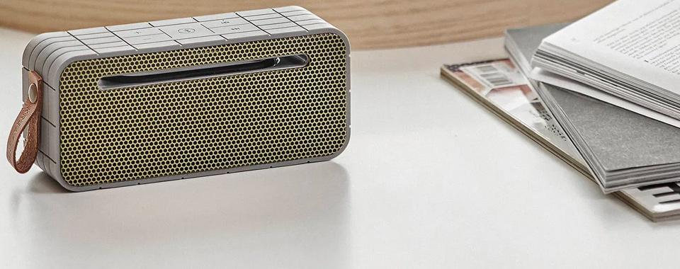 Kreafunk Amove Test De L Enceinte Bluetooth Design Scandinave